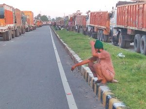 Traffic congestion at Bhairahawa eased