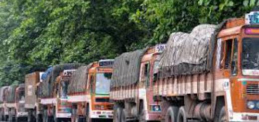 Freight rates for select destination up