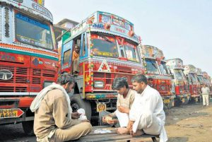 Lorry owners plan to strike on Oct 9 & 10 to protest GST