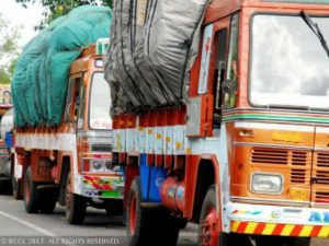 The PIL also said that overloaded trucks are unable to navigate narrow roads smoothly and pose risk of accidents.