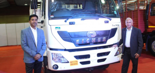 Eicher Trucks & Buses unveils new variants for e-commerce industry
