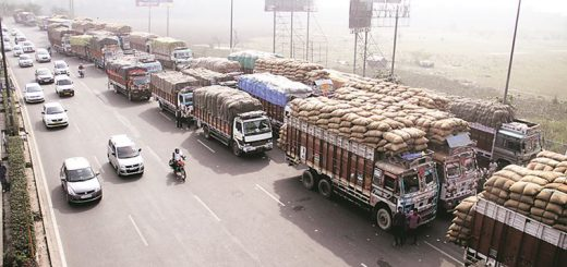 The first drive carried out by the department was against overloaded trucks & vehicles that were found carrying an invalid Pollution under Control Certificate or were visibly polluting the air.