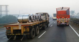 GST has negligible impact on inter-state truck movement
