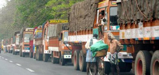 Digital copy of E-way bill enough to give transporters right of way
