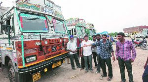 India's Truck Drivers Are Burning Out