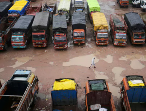 Truck Drivers union End Week-Long Strike On Centre's Promise