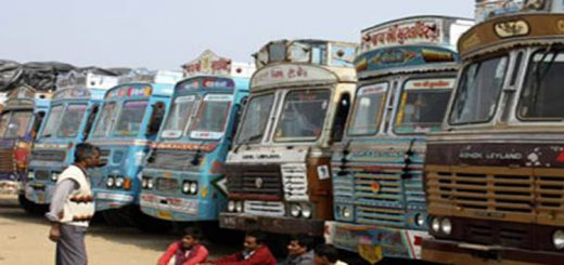 Chakka Jam hits transport nationwide