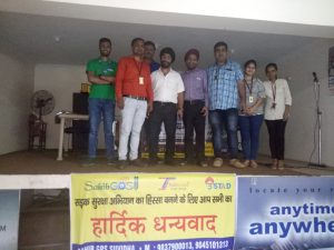 Ustaad: Road Safety Programme at Muzaffarnagar