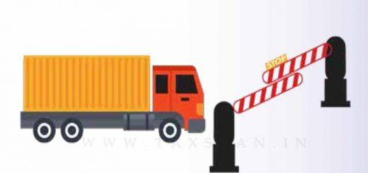 Absence of Vehicle Number in E-Way Bill
