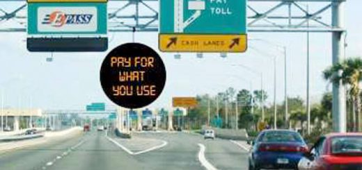 New toll policy: Pay fee only for stretch you use