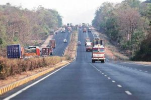 150-km national highway stretch to be built from waste materials