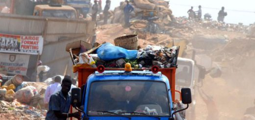 Transporting waste, construction materials in open trucks made an offence under Motor Vehicle law