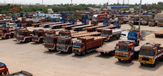 Small Truck Operators Staring At Heavy Losses