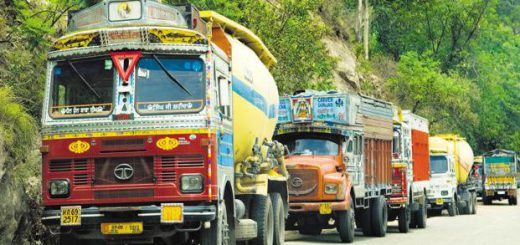 Heavy commercial vehicle sales veer off