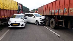 Government spending over Rs 20,000 crore to fix accident prone spots: Nitin Gadkari