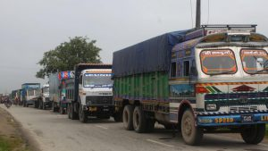 Slowdown in medium & heavy truck segment