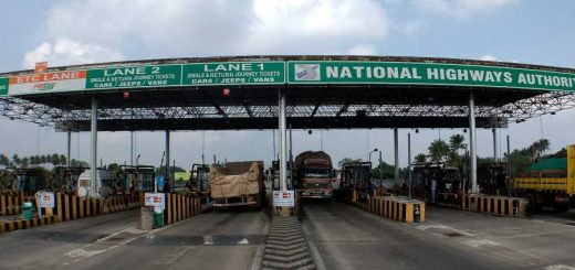 Toll collection for commercial vehicles begins on ICTT Road