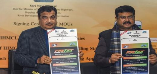 Coming soon: Pay at petrol pumps in seconds using FASTags