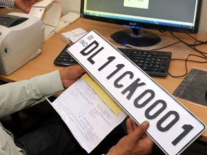 Soon, vehicles to have high security number plates