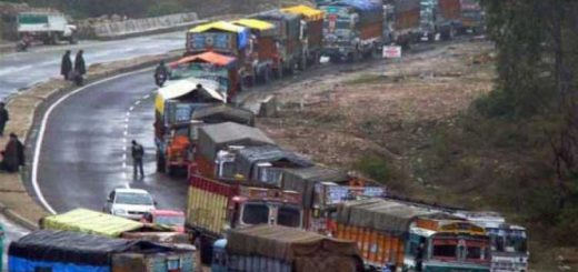 Jammu-Srinagar National Highway shut after landslide hits Ramban