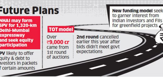 After muted TOT response, NHAI toys with equity offer to raise funds