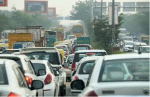 Parking on highways back to worry motorists