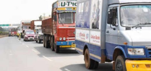 No truck without RFID tag can enter Delhi from July 10