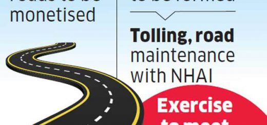 NHAI, SBI in talks to monetise highways