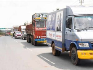 Fake ministry note stumps truckers in Delhi