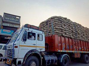 Overloaded trucks on RTA radar, drive on