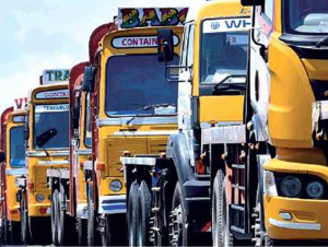 Nashik: Drivers of heavy commercial vehicles now give fuel consumption test to renew license