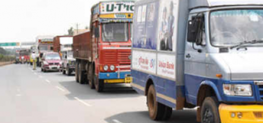 Give Rs 50 lakh insurance package to truckers