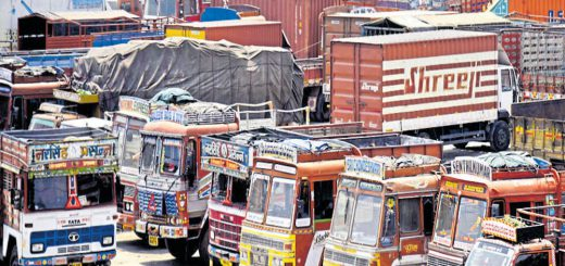 Coronavirus lockdown: Truck drivers from other states stranded in Lucknow