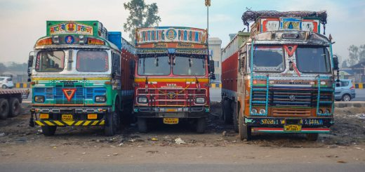 AIMTC says 65% trucks sitting idle, hit hard by COVID-19.