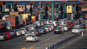 Centre preparing for electronic Toll Collection from December