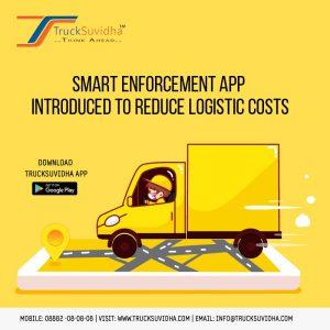 Smart enforcement App